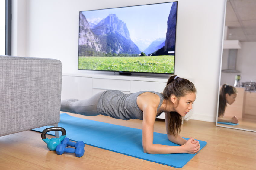 Get a Summer-Ready Body Fast with this 5-Minute Plank Series