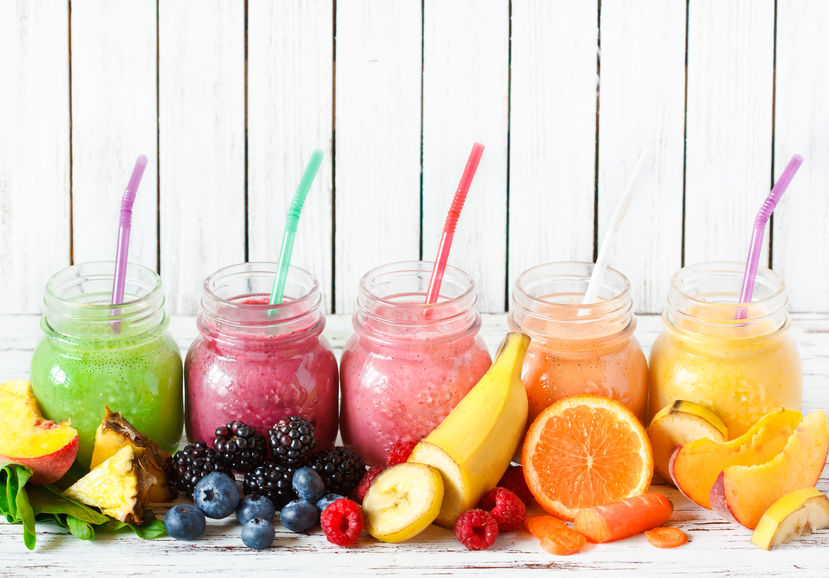 Beat the Heat with Fruity Frozen Sips