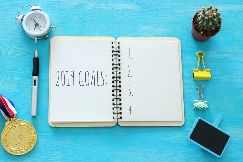New Years' Resolutions from P4LF Instructors