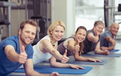 The Five Most Popular Residential Fitness Classes of 2019