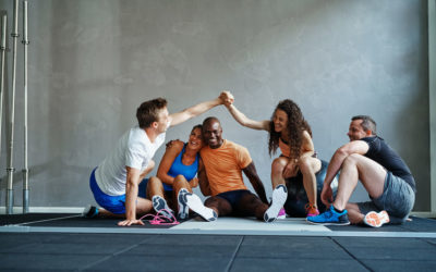 The Three Things Your Residential Gym Space Needs
