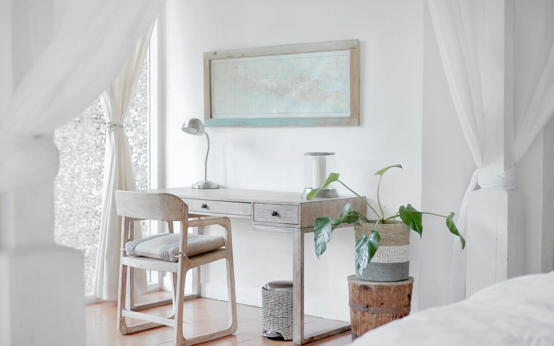 4 Easy Ways to Elevate Your Home Office